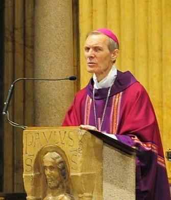 09.10.2016 - Diventa cardinale l'ex vescovo di Novara Renato Corti