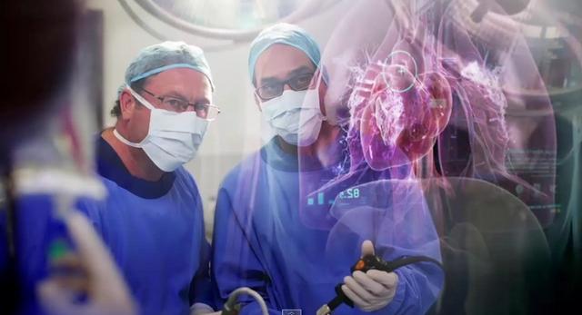 Virtual Reality di bidang kedokteran