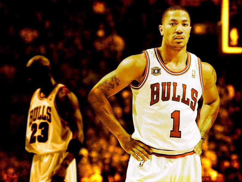 derrick rose mvp wallpaper. 2011 NBA MVP DERRICK ROSE