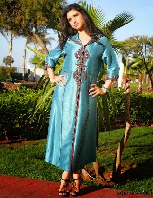 djellaba marocaine 2015 à vendre