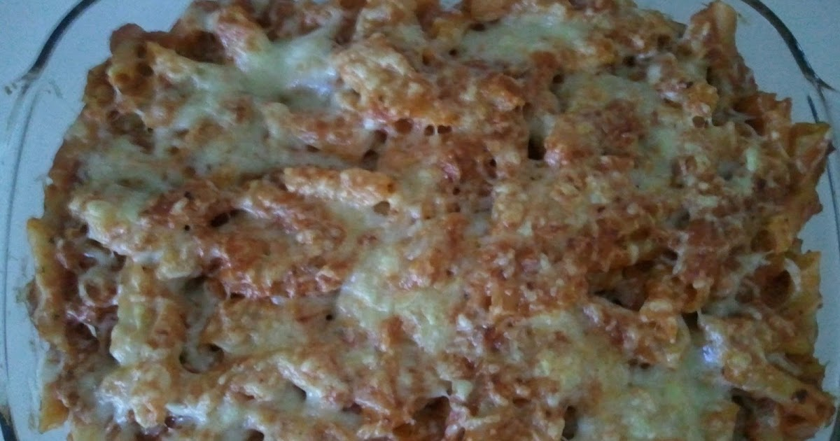 Recetas faciles de hacer macarrones con atun gratinados - Macarrones con verduras al horno ...