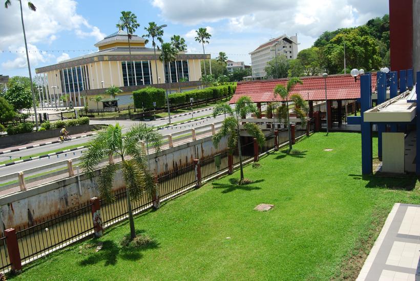 Alamat Taman Belia Pulau Pinang