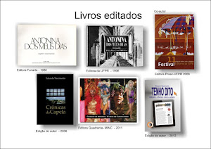 Livros publicados