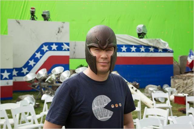 """Bryan Singer rodaje """"X-Men: Días del Pasado Futuro"""""""