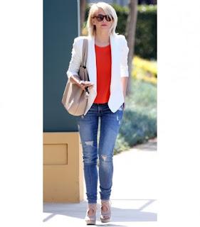 Model Jeans Keren Favorit Para Artis