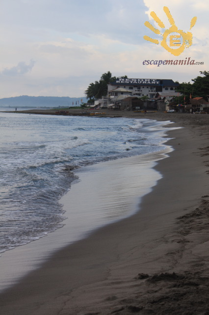 Backpacking up North 2 : Surfing in La Union | Escape Manila