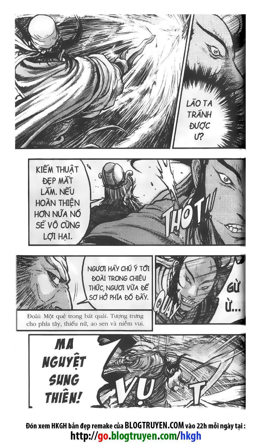 Hiệp Khách Giang Hồ chap 406 page 8 - IZTruyenTranh.com