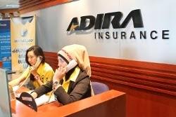 lowongan kerja adira insurance november 2013