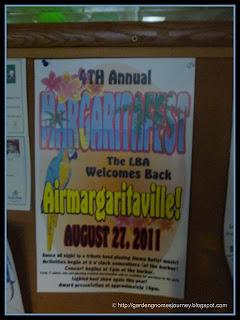 Margaritafest poster