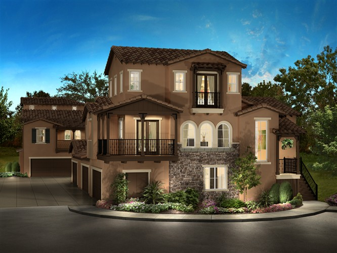 New home designs latest modern big homes exterior designs san diego - Ca home design ideas ...