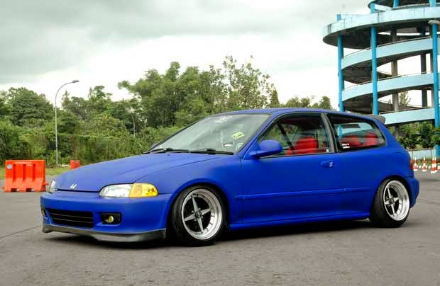 Honda Civic Estilo 94