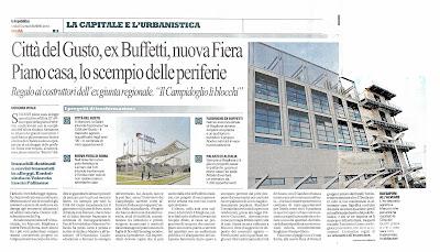 Tg roma talenti bufalottina porta di roma altro milione - Piano casa marche ...
