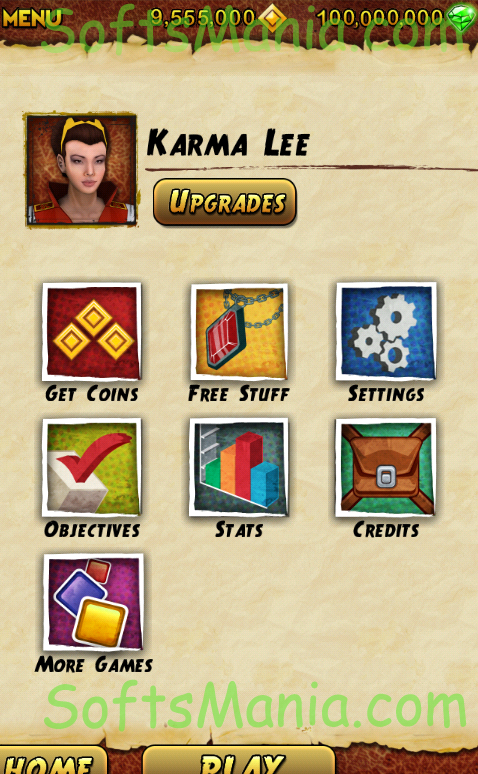 Temple Run 2 Cheat for Iphone - Unlimited Gems and Coins