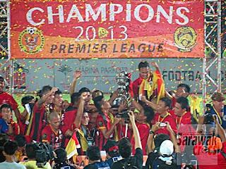 Senarai Penuh Pemain Sarawak FA 2014