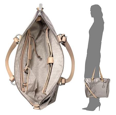Michael Kors Jet Set Item Women'S Satchel Shoulder Bag Purse 78