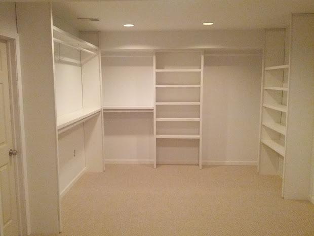 Merveilleux Custom Build Closet Shelves