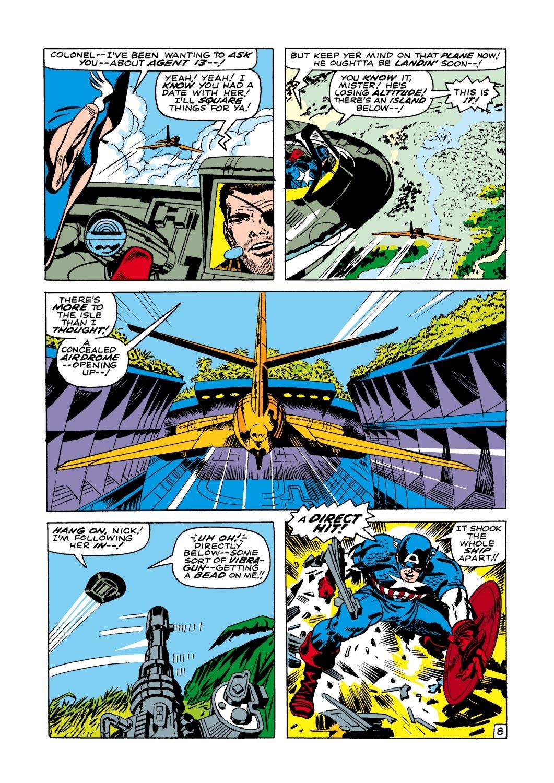 Captain America (1968) Issue #101 #15 - English 9