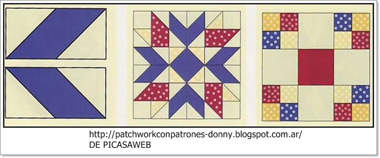 Patchwork solo patrones todo gratis lindas tecnicas - Patchwork en casa patrones gratis ...