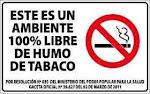 El Tabaco en el Trabajo.