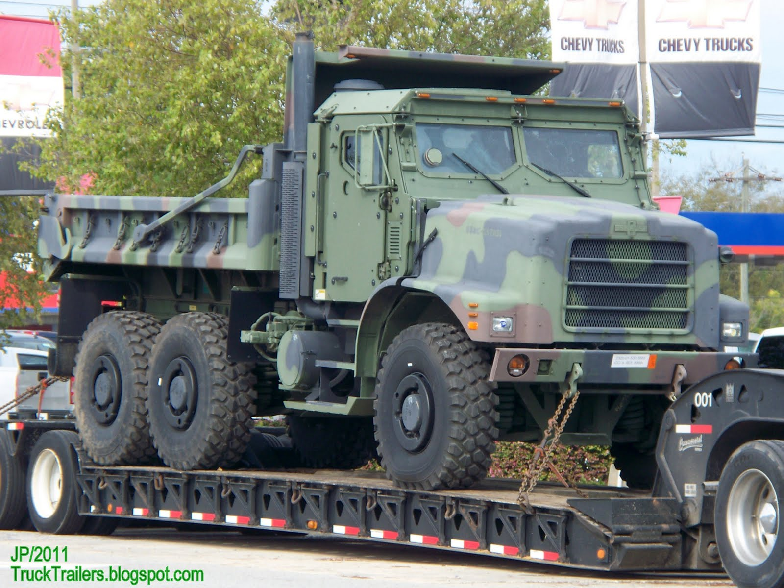 Military Truck Beds