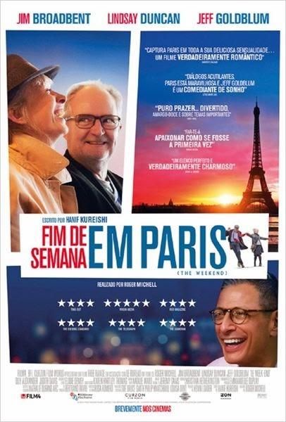 """Cena do filme """"Um Fim de Semana em Paris"""""""