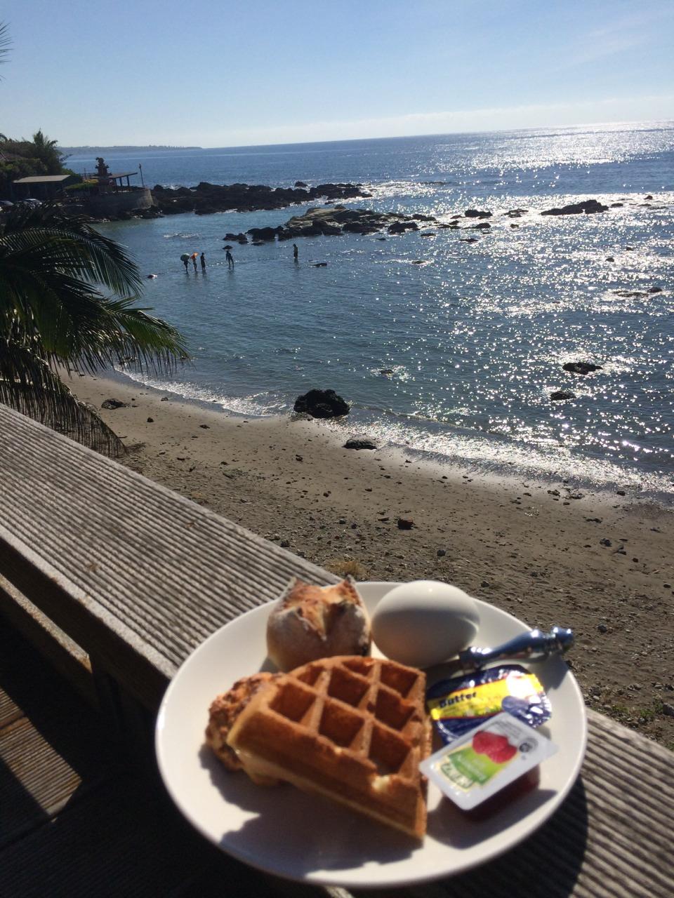 活力早餐: