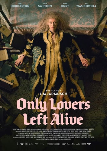 Only Lovers Left Alive (2014) di Bioskop