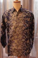 koleksi batik Indonesia