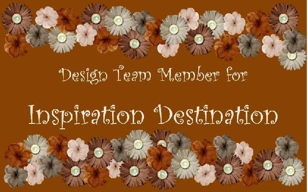 Inspiration Destination - A Weekly AG Challenge Blog