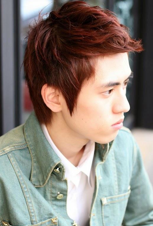 Model gaya rambut pria korea style pendek terkeren terbaru terbaik