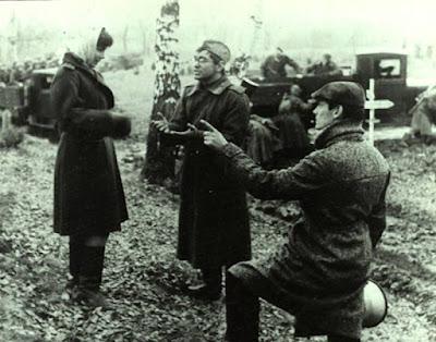 Andréi Tarkovski detrás de las cámaras - La infancia de Iván