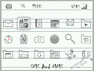 sket Free Download Tema Blackberry Gemini 8520