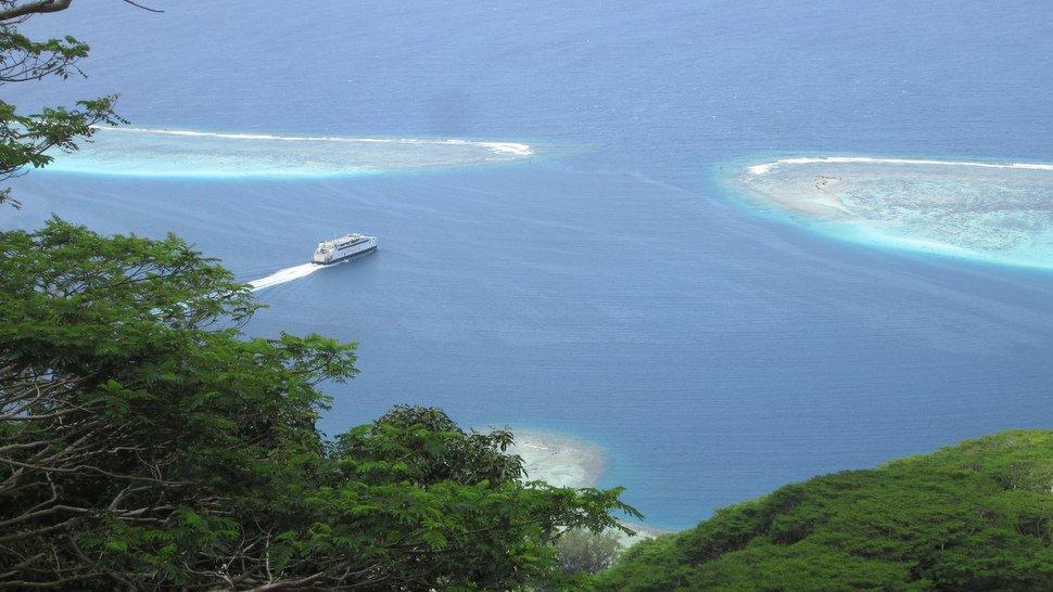 Aremiti Ferry 2