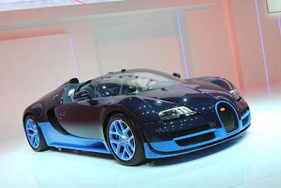 2012 Bugatti Veyron Grand Sport Vitesse