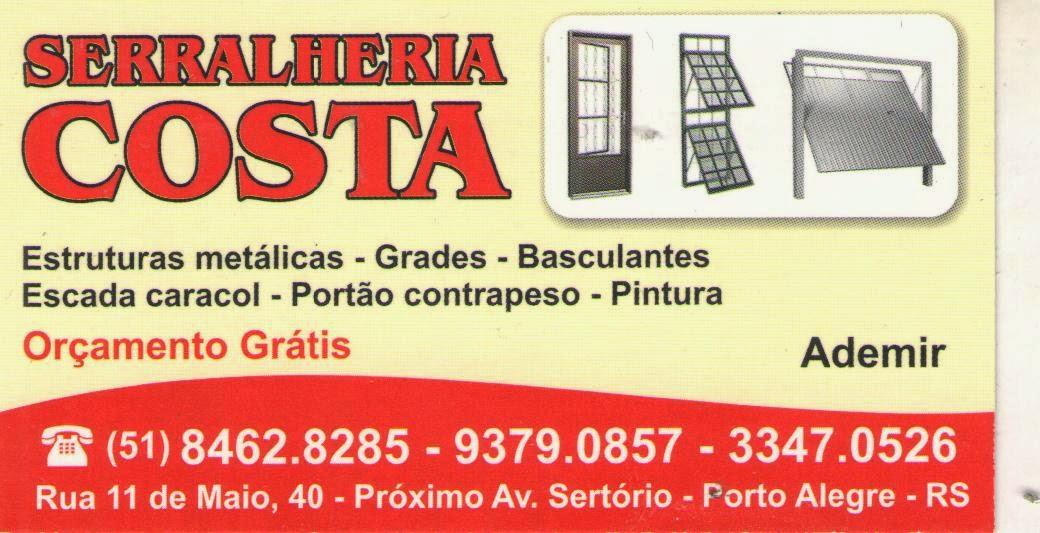 Serralheria Costa