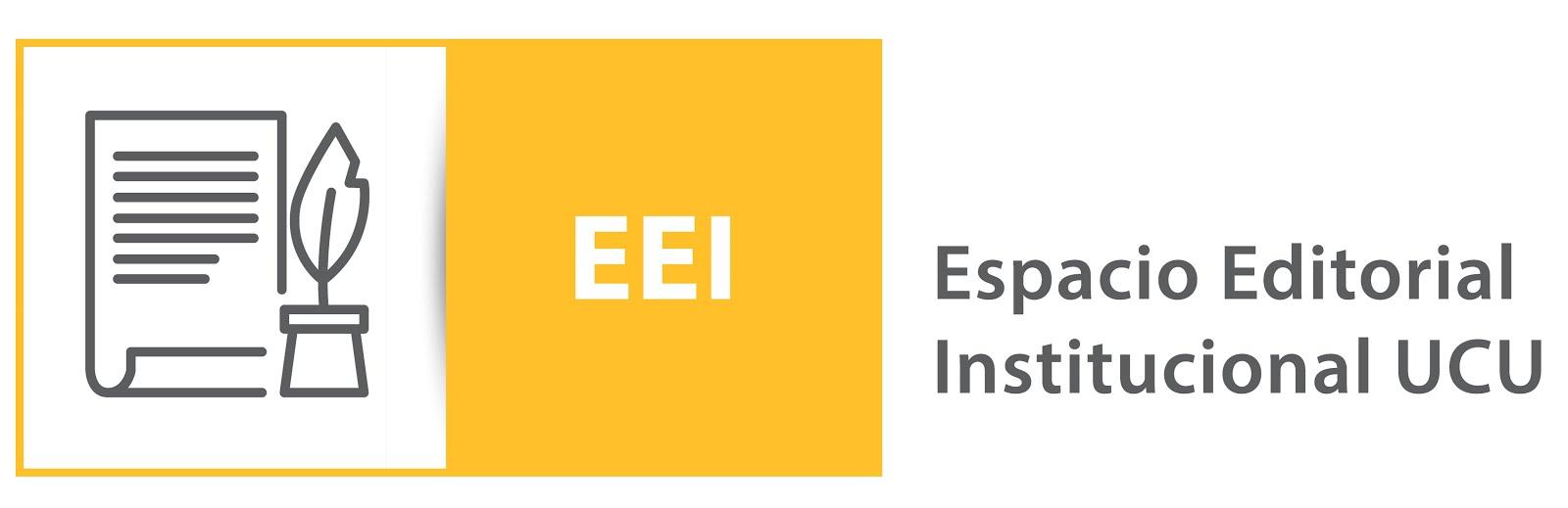 Espacio Editorial Institucional UCU