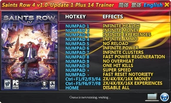 Saints Row IV Hack