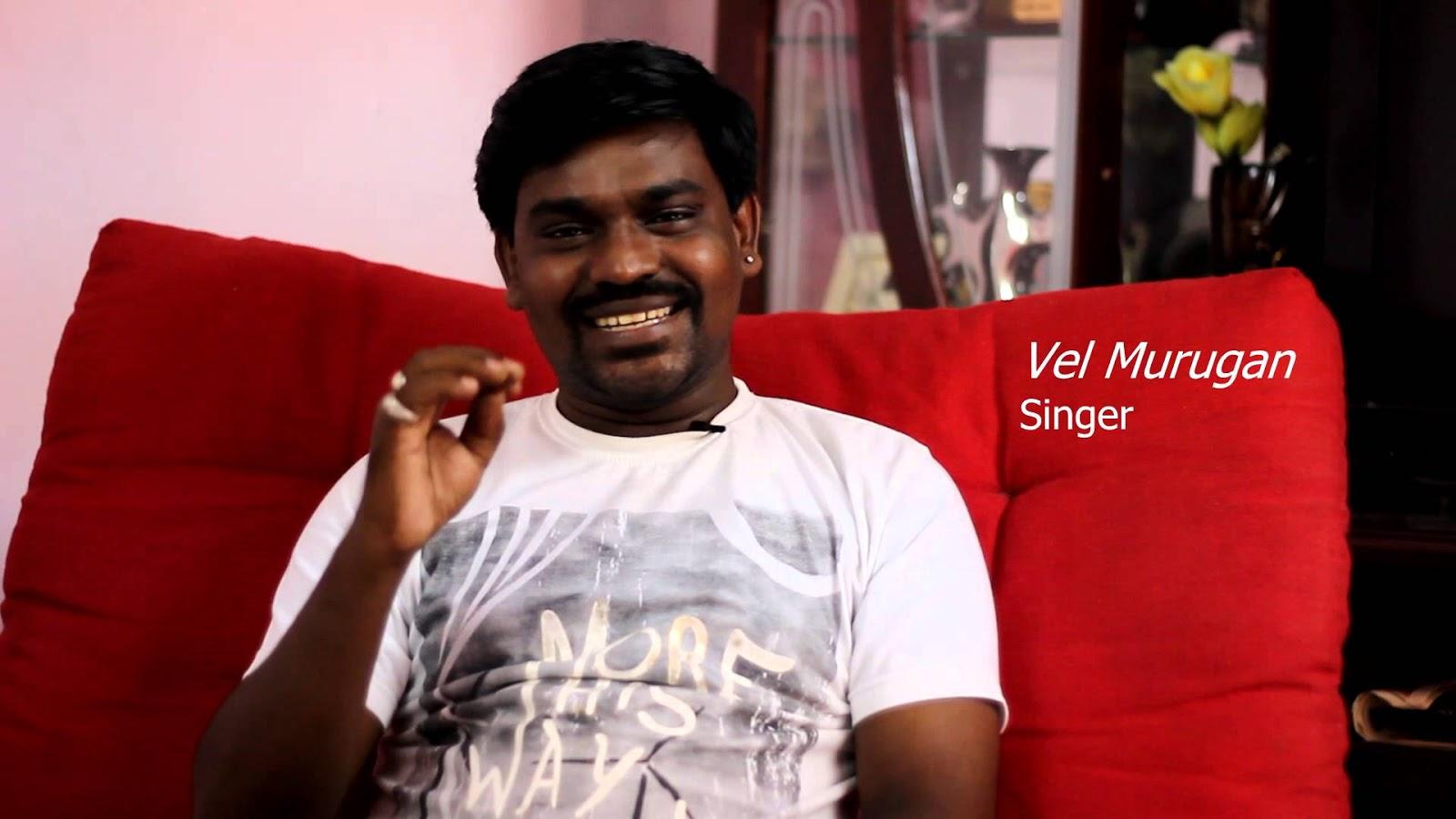 Playback Singer Velmurugan Special Interview
