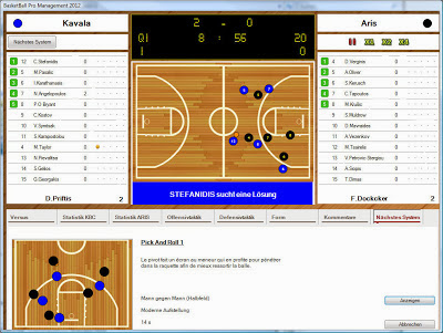 Basketball Pro Management 2012 Highly Compressed