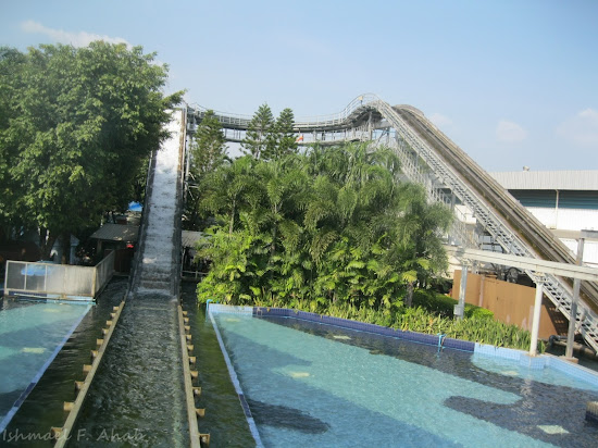 Super Splash of Dreamworld Bangkok