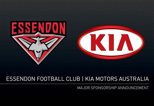 Essendon and KIA