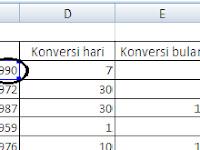 Fungsi YEAR di Excel