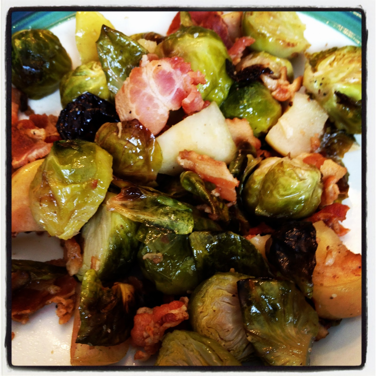 ... brussels sprouts and apple salad brussels sprouts with bacon and apple
