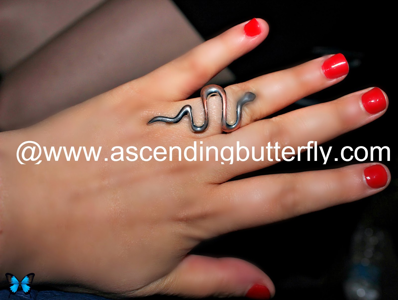 Vanity Projects Manicure at Getting Gorgeous 2014
