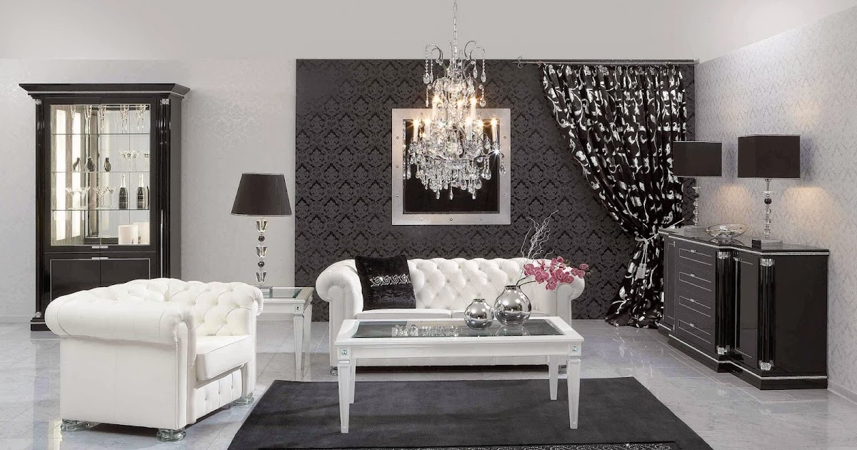 Small Black And White Living Room Ideas - Living Room Ideas