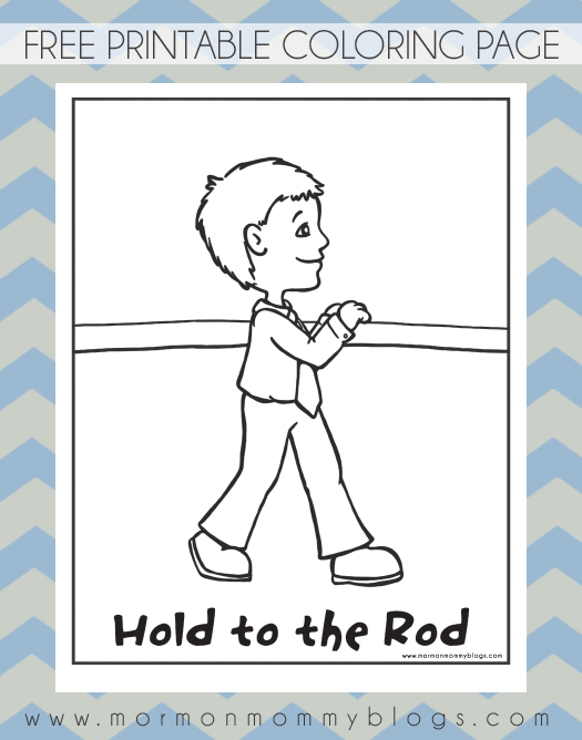 iron rod coloring pages - photo#9