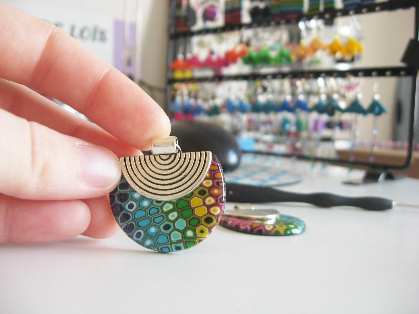boucles bijoux Loïs valence