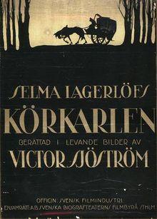 Ver película : La carreta fantasma de Victor Sjöström, 1921