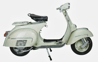 Vespa 150cc GranLusso VLA1T