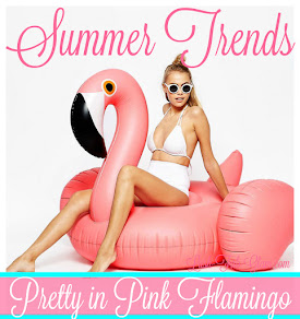 Fab Summer Trends: Pretty in Pink Flamingo Everything.